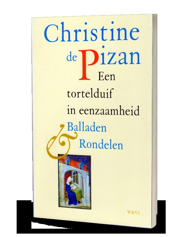 plaatje van Christine de Pizan