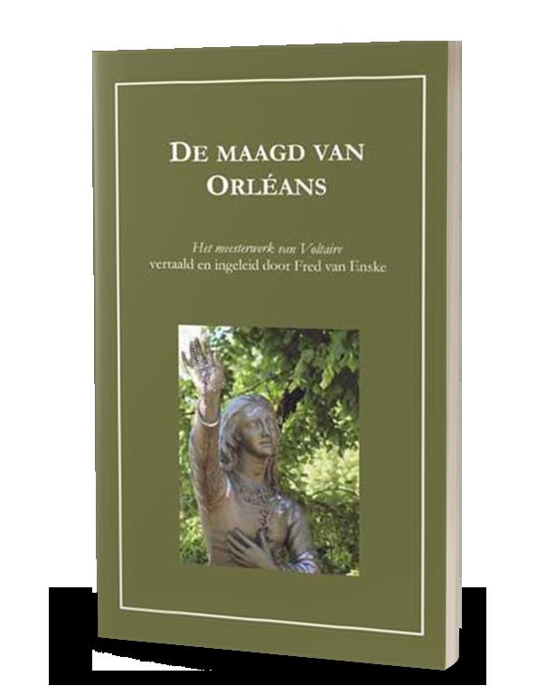 plaatje van De maagd van Orleans