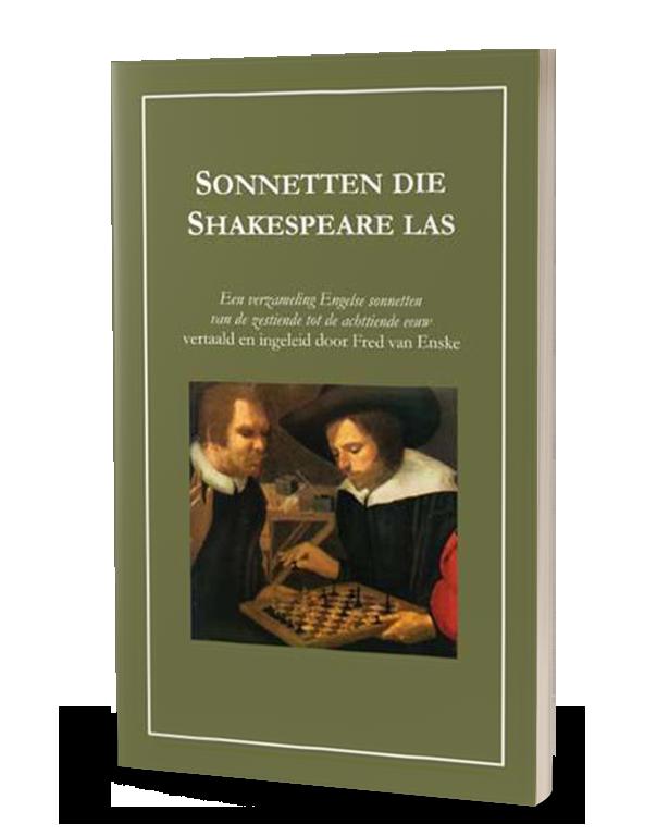 plaatje van Sonnetten die Shakespeare las