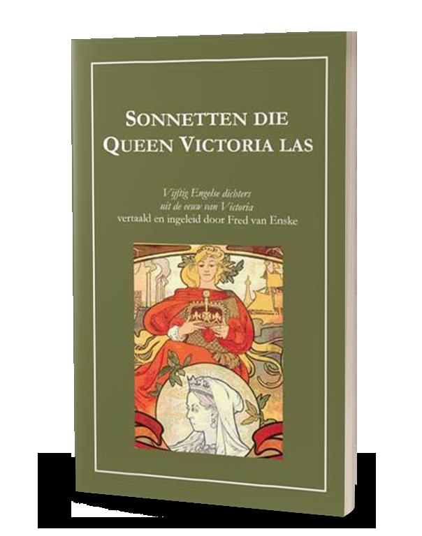 plaatje van Sonnetten die Queen Victoria las