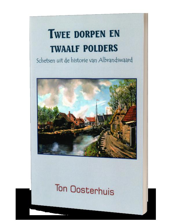 plaatje van Twee dorpen, twaalf polders