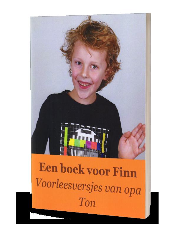 plaatje van Een boek voor Finn