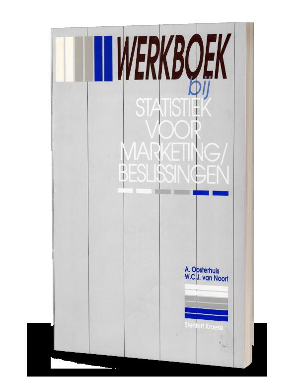 plaatje van Werkboek bij Statistiek voor Marketingbeslissingen